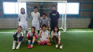 clubism 杯 2012 フットサル大会