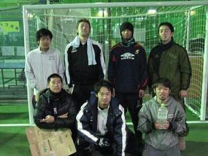 アレアスポーツ8周年記念大会 エンジョイCUP