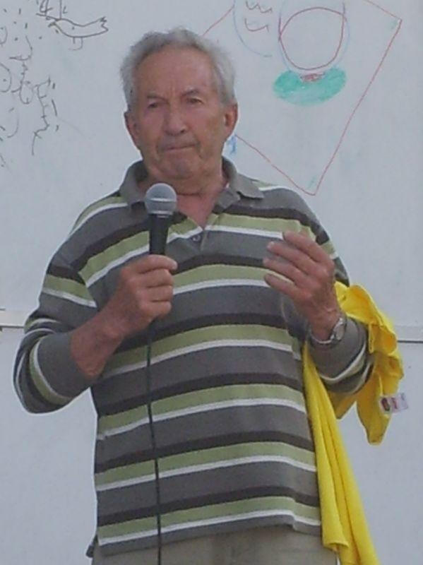 Henri Parazols (Président pendant 35 ans)