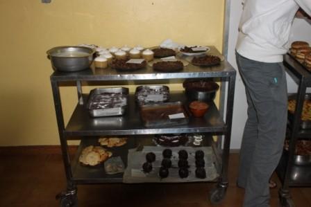 Les plats confectionnés par les enfants
