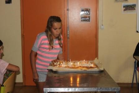L'anniversaire de Léa