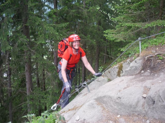 Klettersteig Mayrhofen