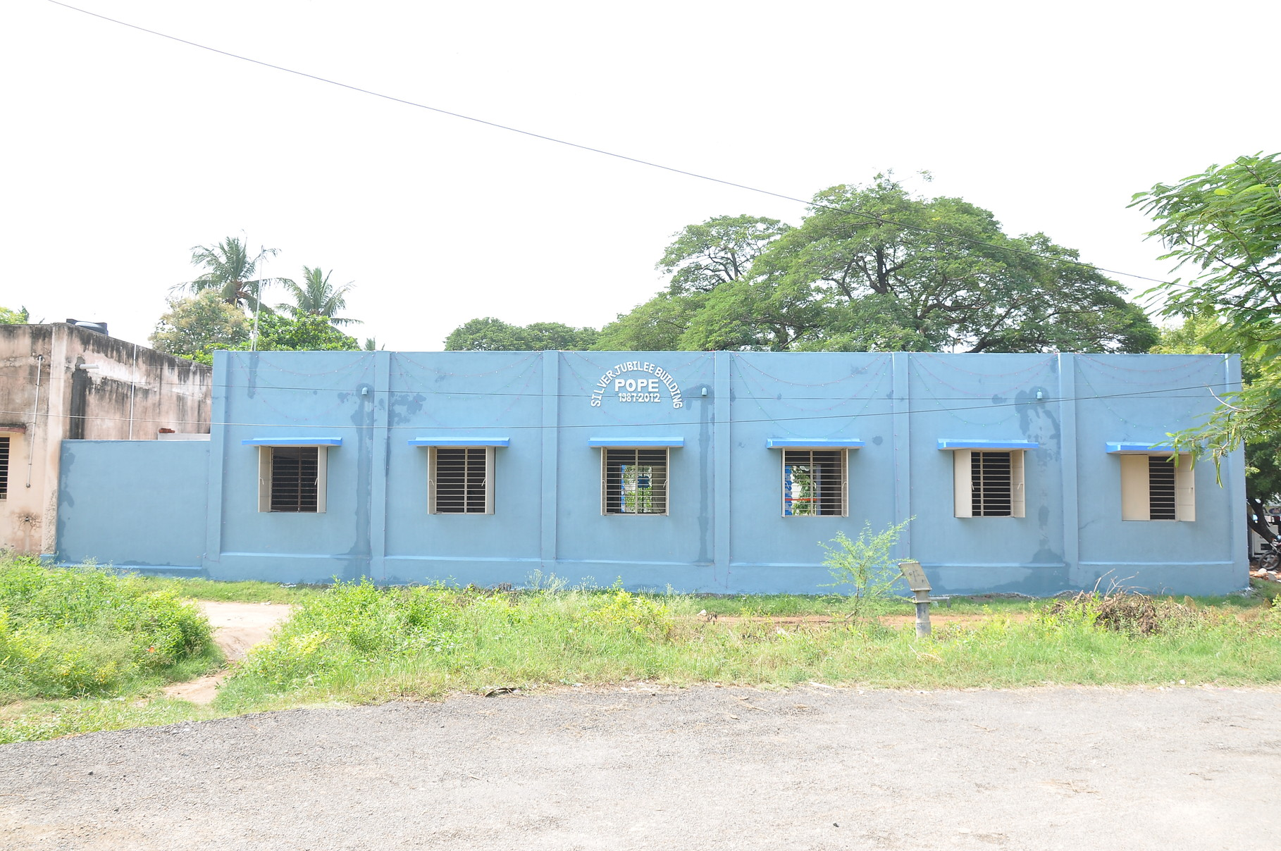 La nouvelle école primaire