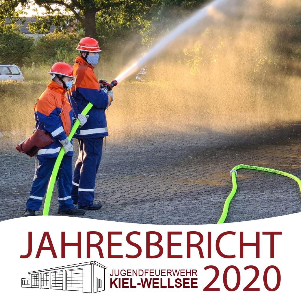 Jahresbericht der Jugendfeuerwehr Wellsee