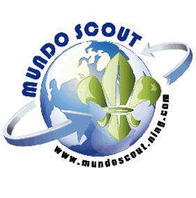 """Logotipo para la Red Social Scout """"Mundo Scout"""""""