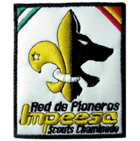 Insignia de Rama Pioneros del G.Scout Chaminade