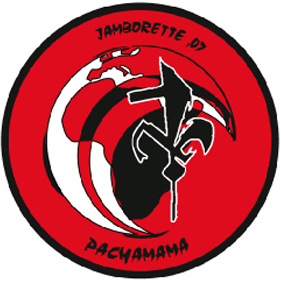 Logotipo Jamborette Nacional - Grupos Scouts Marianistas - España