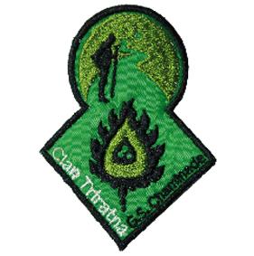 Insignia de Clan Ruta del G.Scout Chaminade