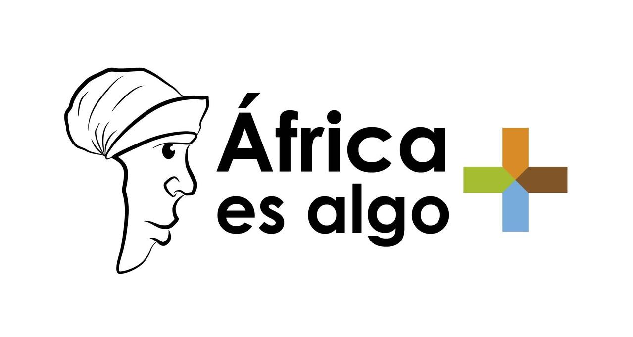 """Logotipo Generico del proyecto """"África es algo más"""""""