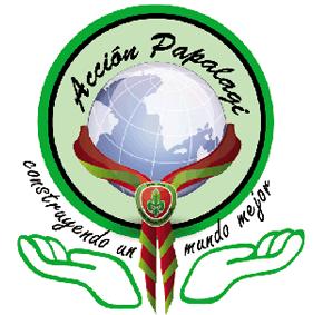 Logotipo de Acción Papalagi del G. Scout Chaminade