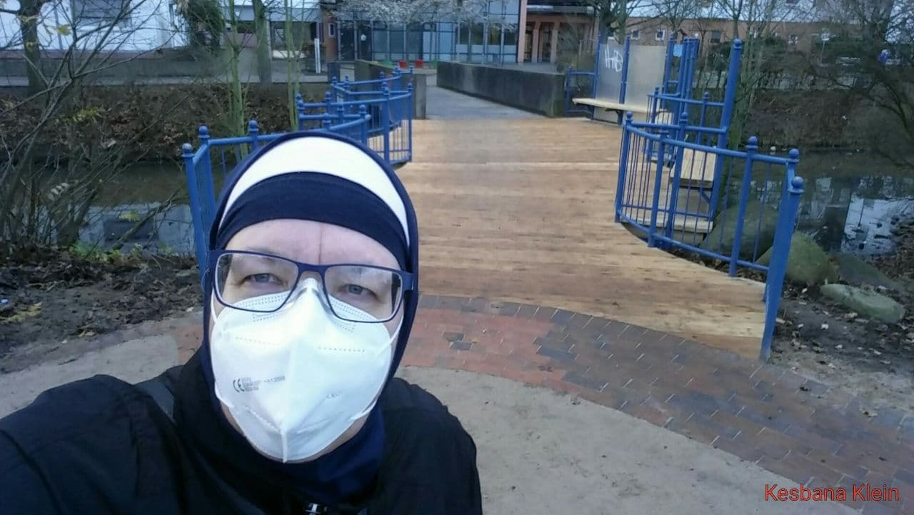 Antrag umgesetzt: Holzbrücke in Kirchdorf-Süd ist saniert!