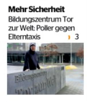 WochenblattWilhelmsburg, 20.03.19, Titelseite