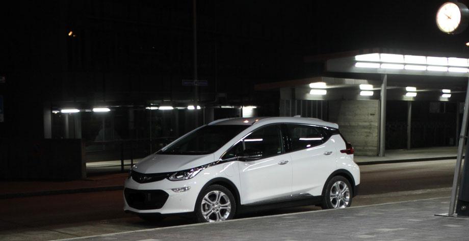 Opel Ampera e Elektroauto