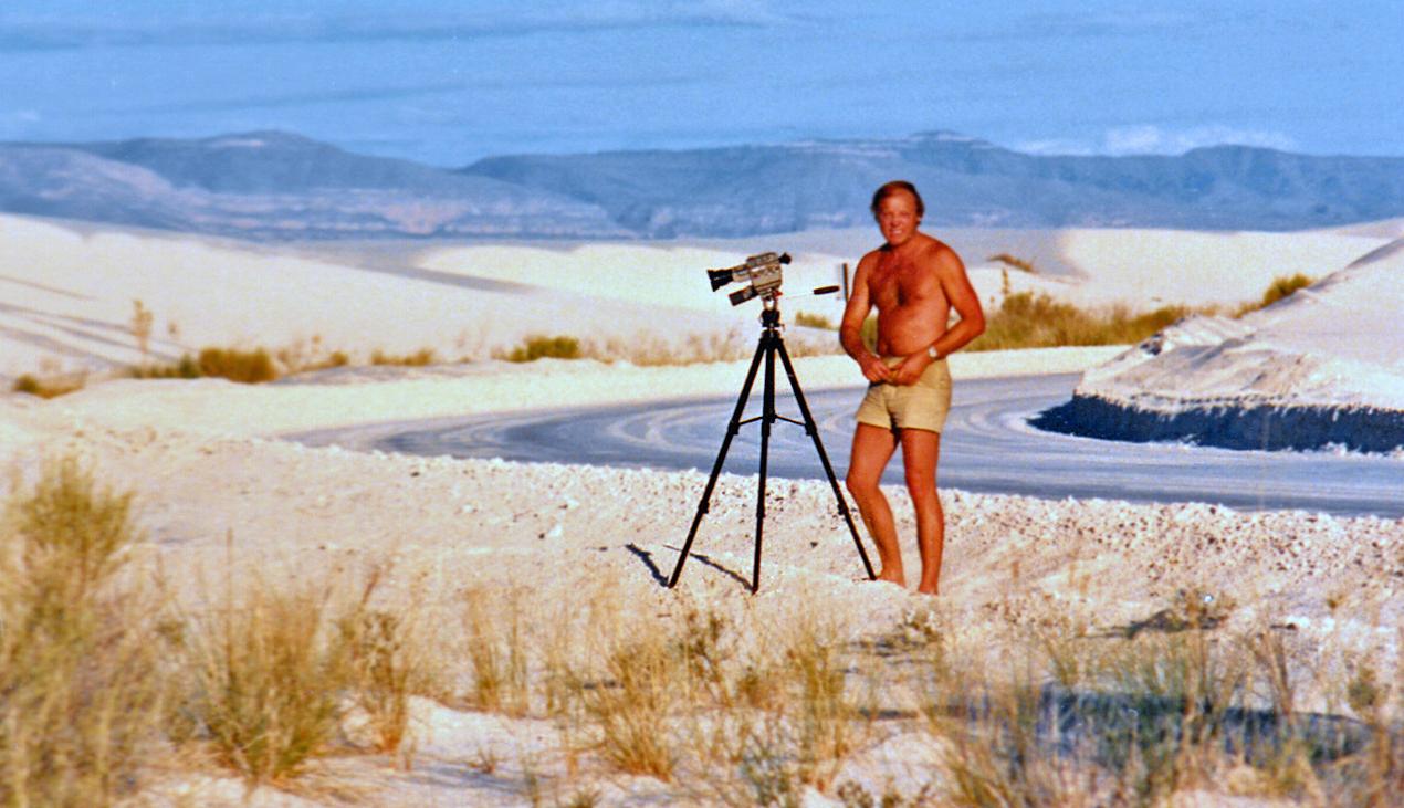 In der weißen Wüste, USA