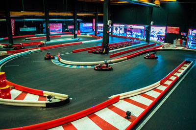 circuito de kart en Jerez