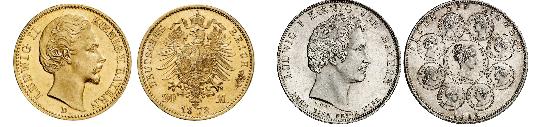 Münzen Verkaufen Künker In München Münzhandel Und Edelmetalle