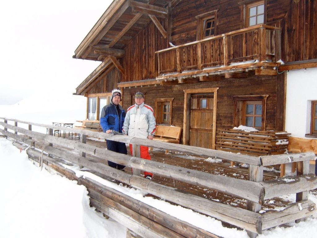 """Kühtai Skihütte """"Zum Kaiser Maximillian"""""""