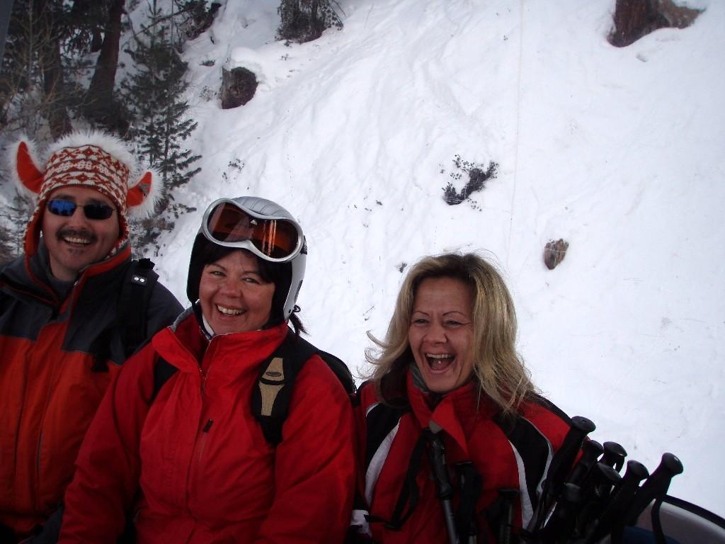 Hochgurgl Bergfahrt