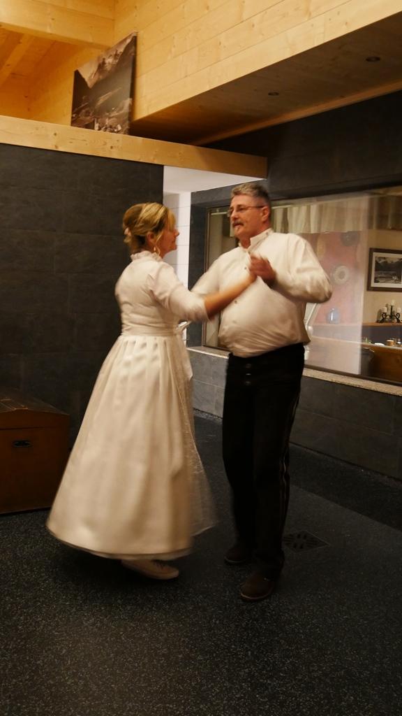 Eröffnung Hochzeitstanz