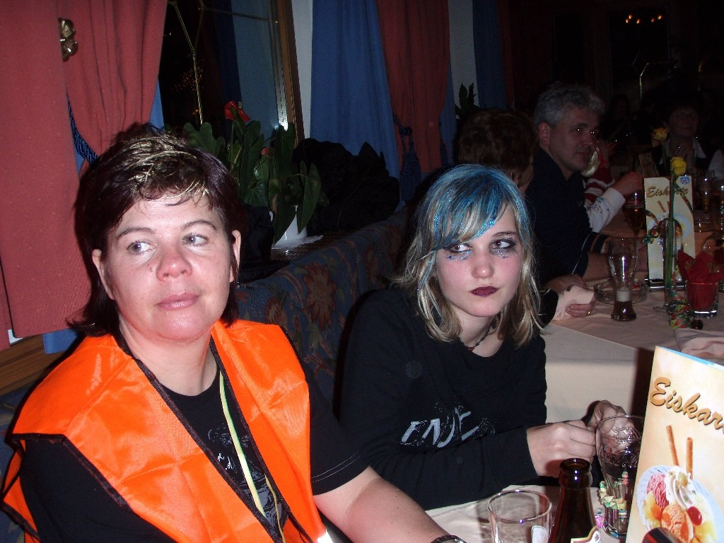 "Niederthai-Rosenmontag im ""Hotel Tauferberg"""