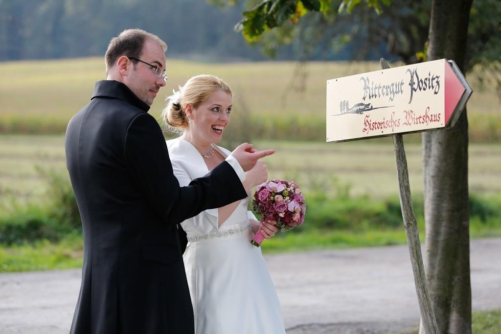 der Hochzeitstag