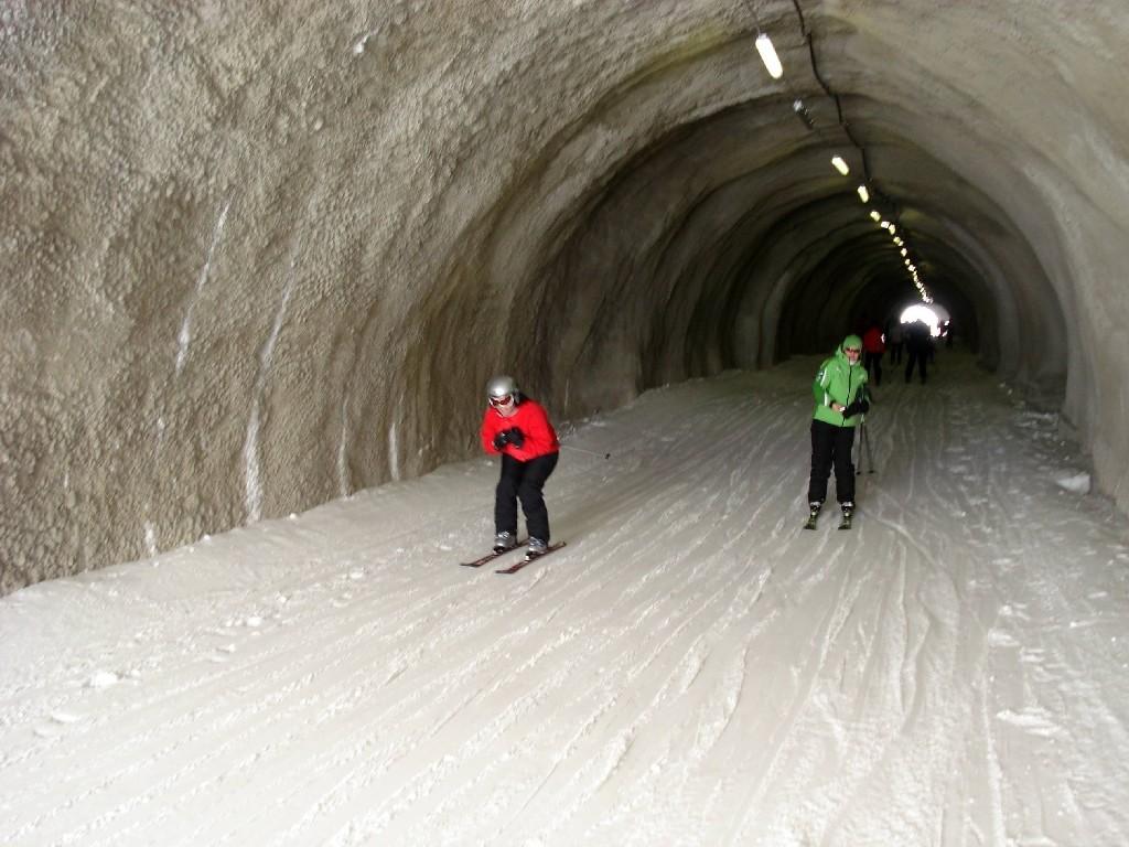 Sölden-Skitunnel