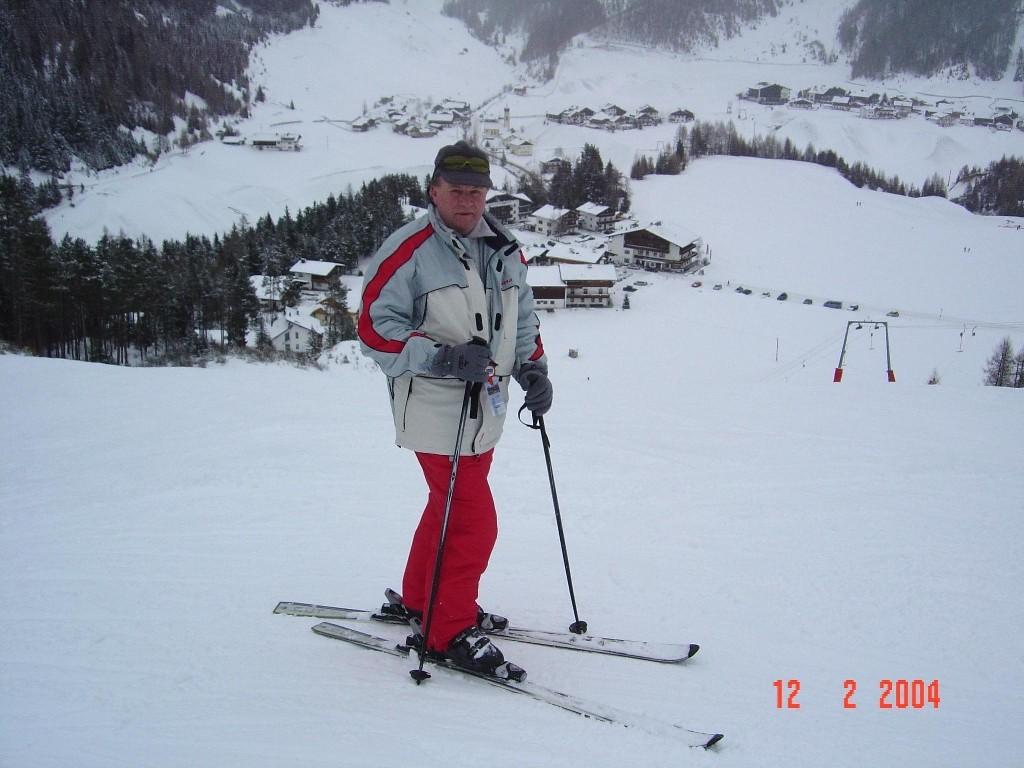 Niederthai Skilift Wolfsegg am Tauferberg