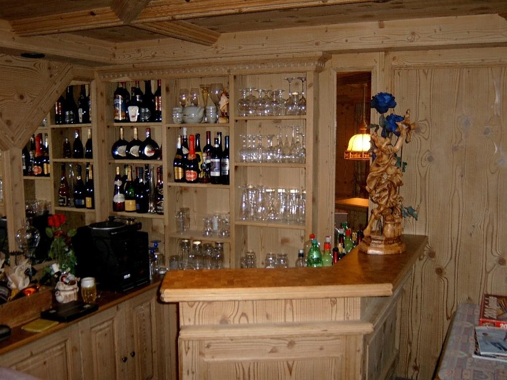 Bar im Aufenthaltsraum
