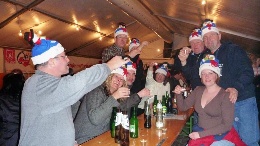 Party beim Schaffest