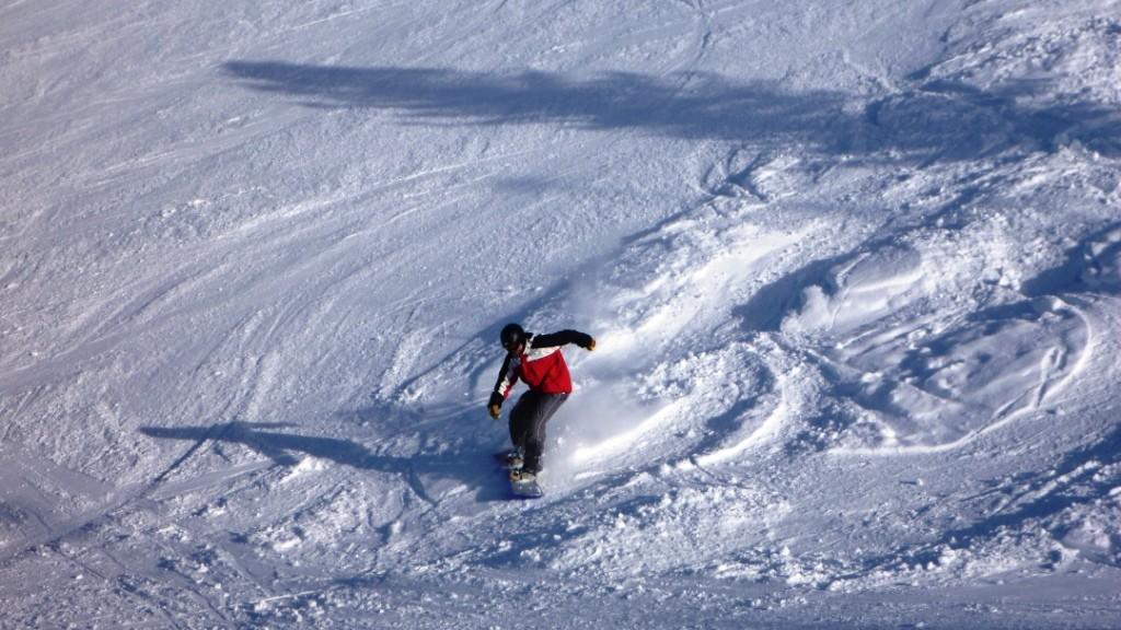 Snowboardaction