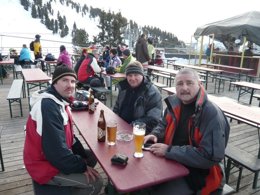 Apres Ski für geschaffte Sportler
