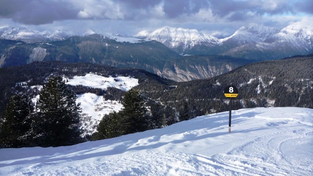 weites, schönes Tirol