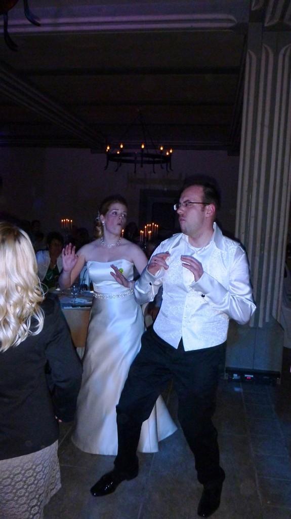 Tanz in die Ehe