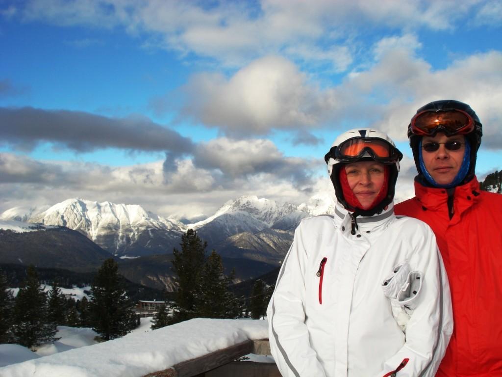 die Berge Tirols
