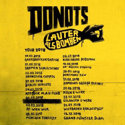 Lauter als Bomben Tour