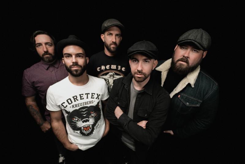 Celtic Punks The Rumjacks Release New Album 'Hestia'