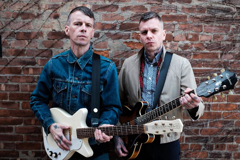 Post-Punk Duo SPACE CADET Releasing 'Lion On A Leash' LP