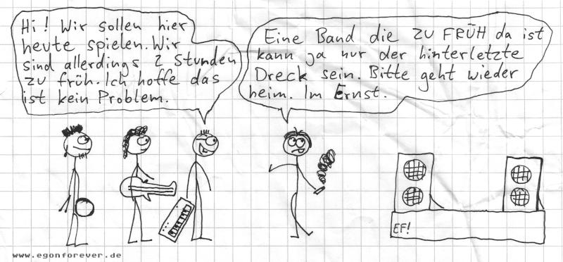 ABENDKASSE - EURE SCHLIMMSTEN BÜHNENSTORYS