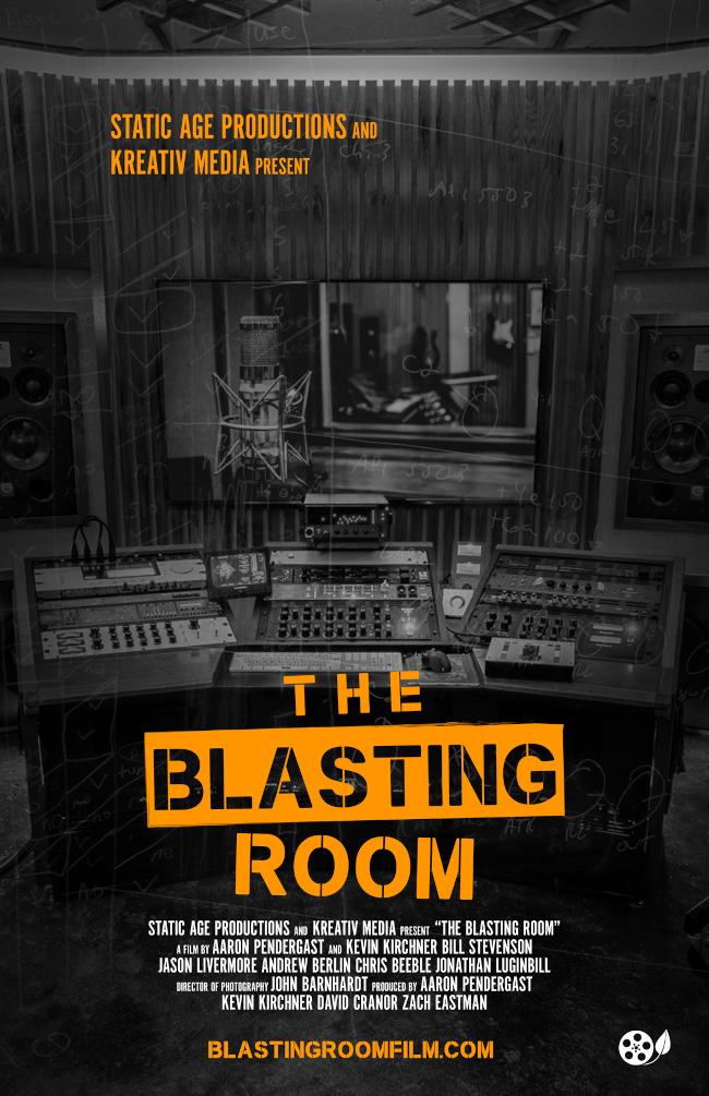 BLASTING ROOM - Documentary Film