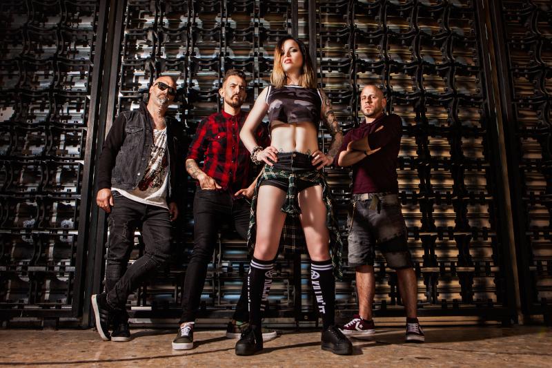 The Hellfreaks veröffentlichen heute ihr brandneues Musikvideo