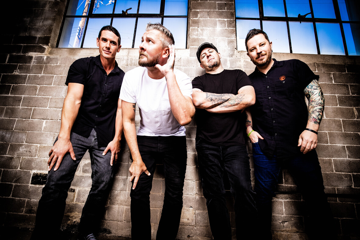 Authority Zero Releasing 8th Studio LP 'Ollie Ollie Oxen Free'
