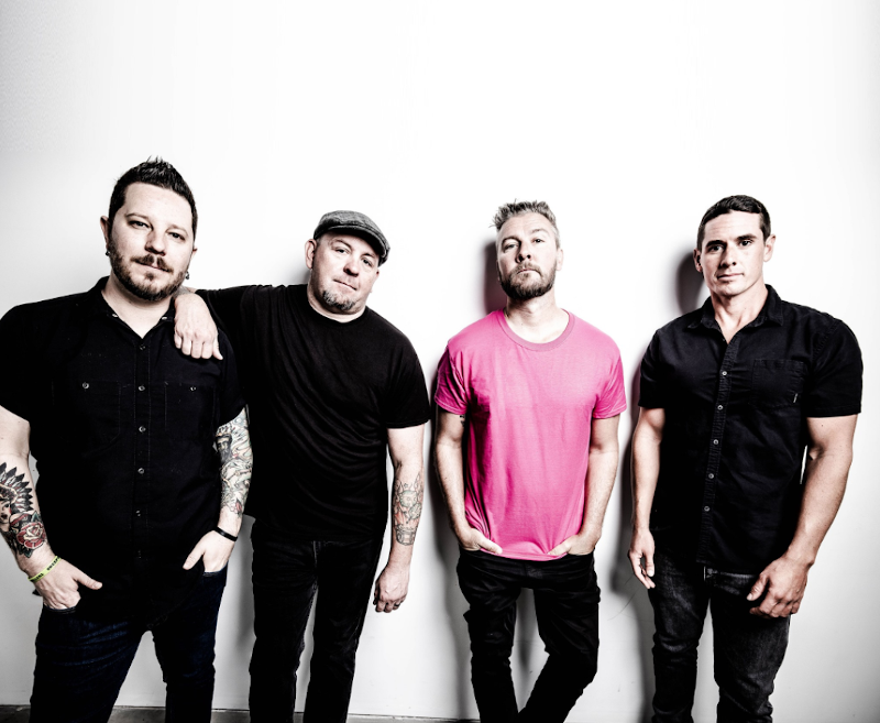 Authority Zero 'The Back Nine' Out April 30
