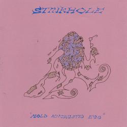 STINKHOLE - Mold encrusted egg