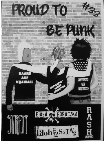 PROUD TO BE PUNK #33