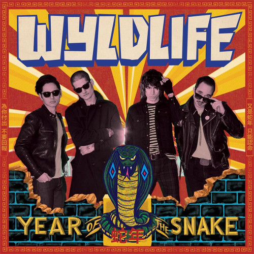 'Year Of The Snake'