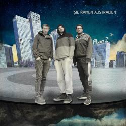 SIE KAMEN AUSTRALIEN - Plan Z