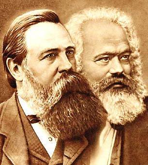 Engels; Marx