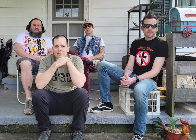 DC's American Television Pay Tribute To Their Punk Influences On New EP 'Adolescence'