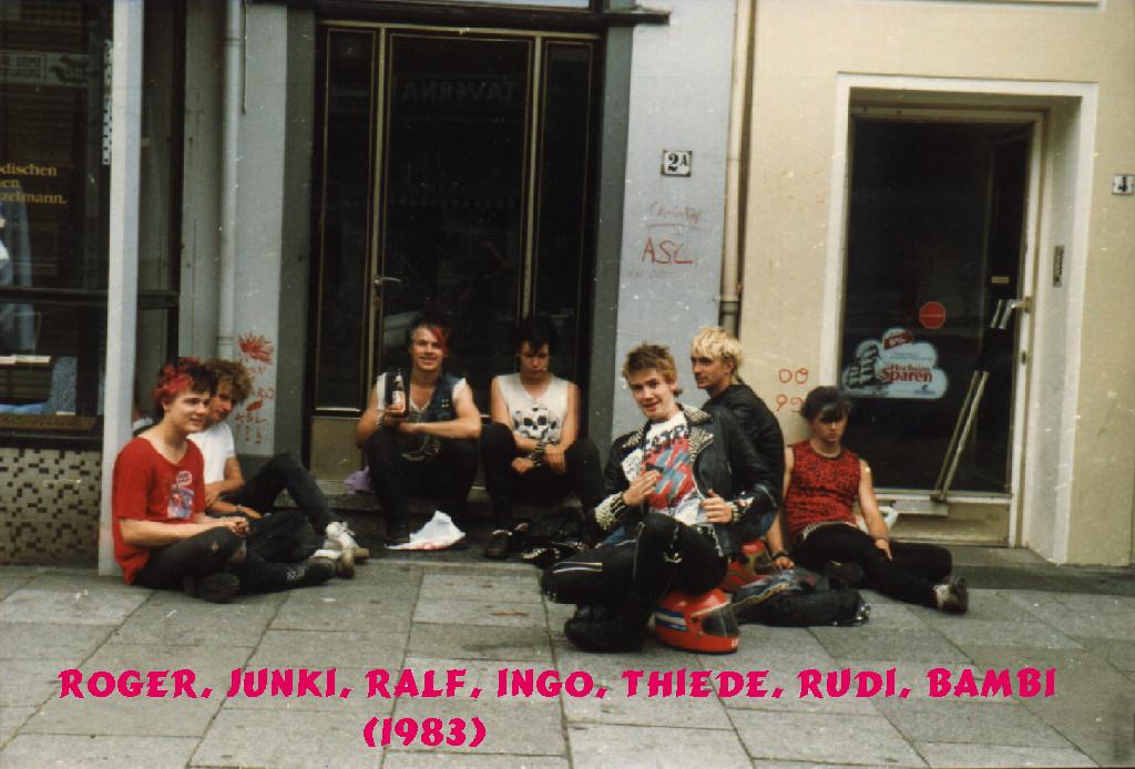 Bremen Nord Punks