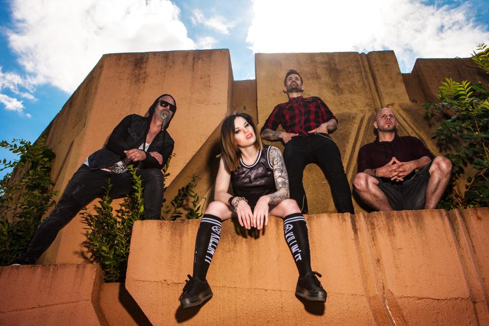 THE HELLFREAKS - neues Album und Video